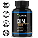 Best Acne Supplements - DIM Supplement 300mg - Extra Strength DIM (Diiondolylmethane) Review