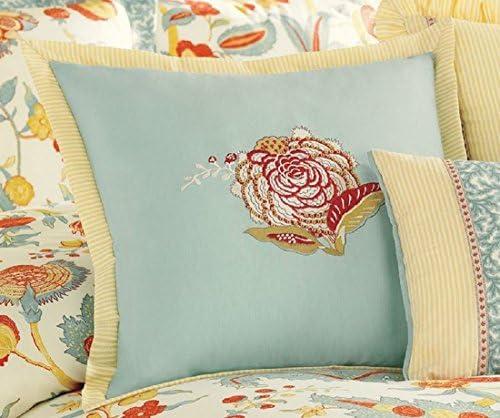 Martha Stewart Collection Elizabetha 3-piece Decorative Pillow Completer Set