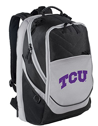 Broad Bay Texas Christian University Backpack TCU Laptop Computer Bag