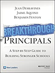 Bridge the achievement gap with proven strategies for student success Breakthrough Principals debunks the myth of the 'superhero' principal by detailing the common actions and practices of leaders at our nation's fastest-gaining public school...