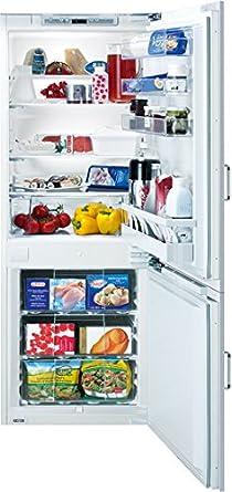 SIBIR Duo Eco Swiss Integrado 252L A++ Blanco nevera y congelador ...