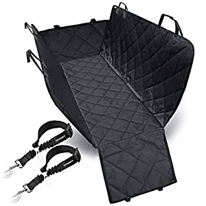 6. URPOWER Dog Seat Cover with Side Flaps