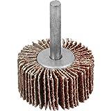 1 -PK Kelco Flap Wheel A/O 1 Inch X 1 Inch X 1/4 Inch 40 Grit // FW010-10-040