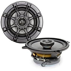 "Kicker 11KS525 5.25"" 2-way Car Audio Speakers (Pair) KS525"