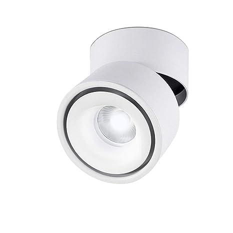 Fofofs Proyector LED de interior Foco empotrable de techo ...