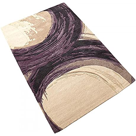 Cyan Design 06935 Purple Percival Rug