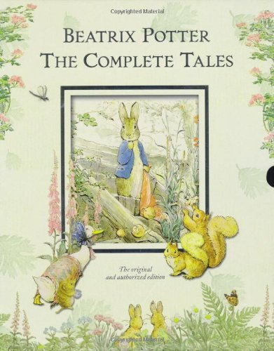 By Beatrix Potter - Beatrix Potter The Complete Tales: The 23 Original Tales (9.5.2006)