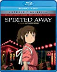 Cover Image for 'Spirited Away (Bluray/DVD Combo)'