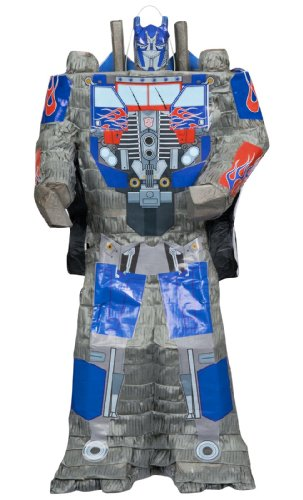 Transformers 3 Costumes (Transformers Revenge of the Fallen 3-D Pull String Pinata)