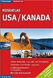 Reiseatlas : USA / Kanada