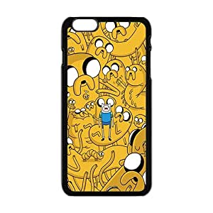 Aadventure time Case Cover For iPhone 6 Plus Case by mcsharks