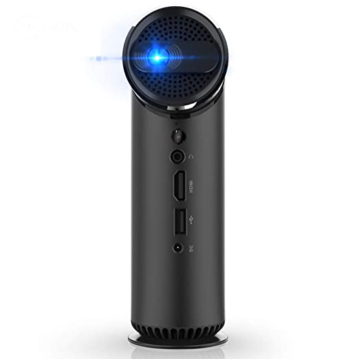 Prtukytt Mini proyector DLP HD proyector portátil Inteligente 3D ...