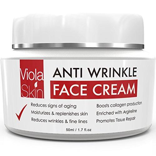 POWERFUL AgeDefying Face Cream with Matrixyl 3000 Reduces Signs Of Ageing...