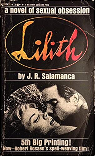 Amazon.com: Lilith: A Novel of Sexual Obsession: J.R. ...