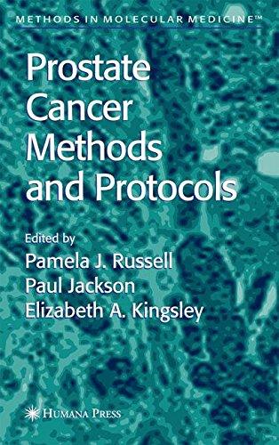 Prostate Cancer Methods and Protocols (Methods in Molecular Medicine)