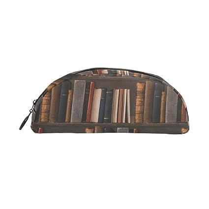WowPrint estuches para lápices, libros antiguos, biblioteca ...