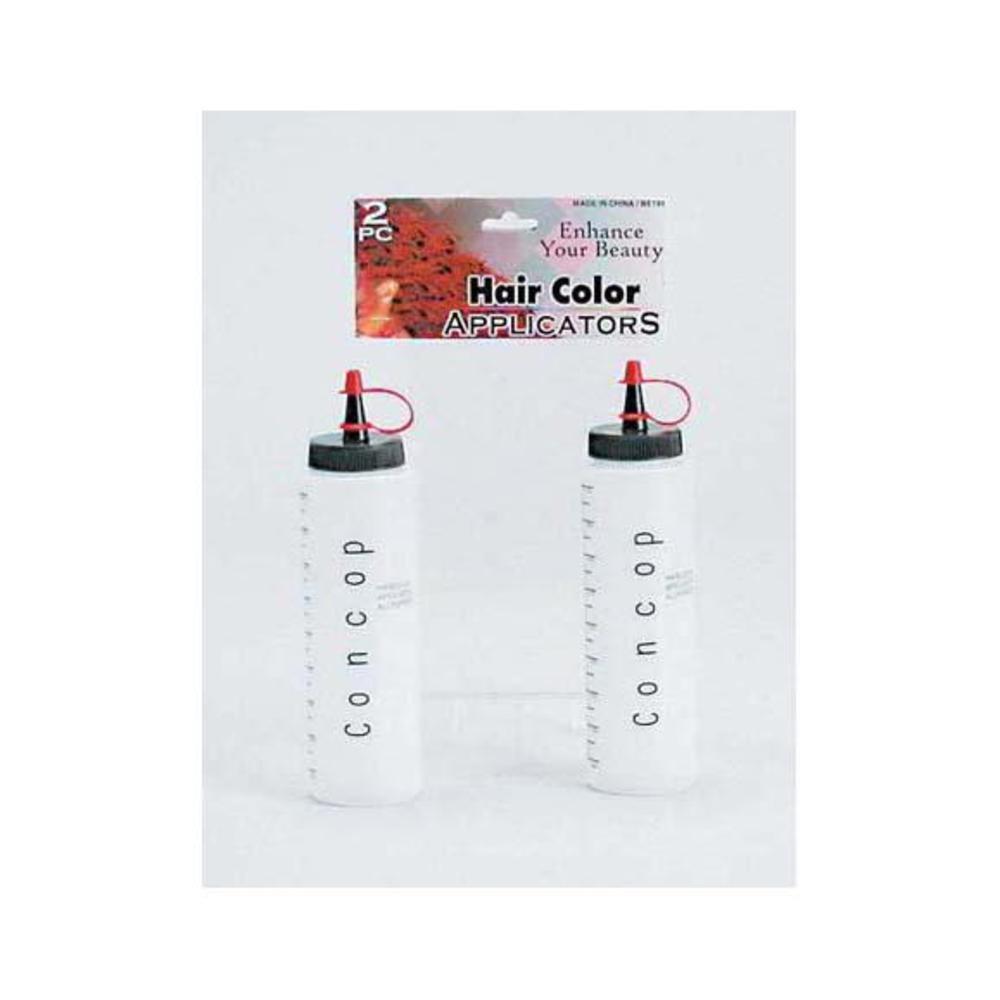 24 Packs of 2 Hair Color Applicator Bottles 8oz by Generic