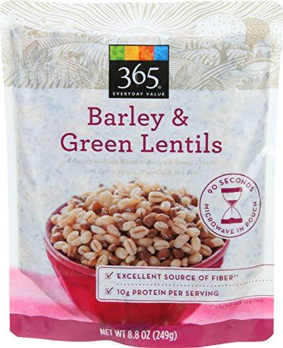 365 Everyday Value Barley amp Green Lentils 88 oz