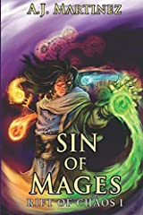 Sin Of Mages (Rift of Chaos) (Volume 1) Paperback