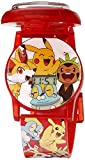 Pokemon Kids Digital Watch with Flashing LED Lights