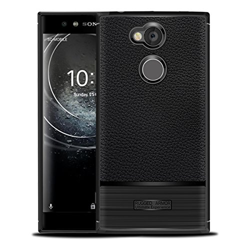 TOTOOSE For Sony Xperia XA2 Ultra Girls Shockproof Case Girls - Black