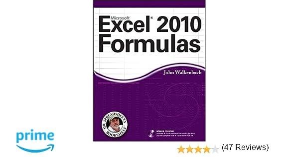 Workbook custom handwriting worksheets : Amazon.com: Excel 2010 Formulas (9780470475362): John Walkenbach ...