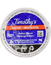 Timothy`s Serve Keurig Certified Recyclable K-Cup pods for Keurig Brewers, 30 Count