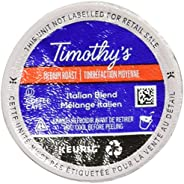 Timothy`s The Coffee Box Variety Single Serve Keurig Certified Recyclable K-Cup pods for Keurig Brewers, 30 Co