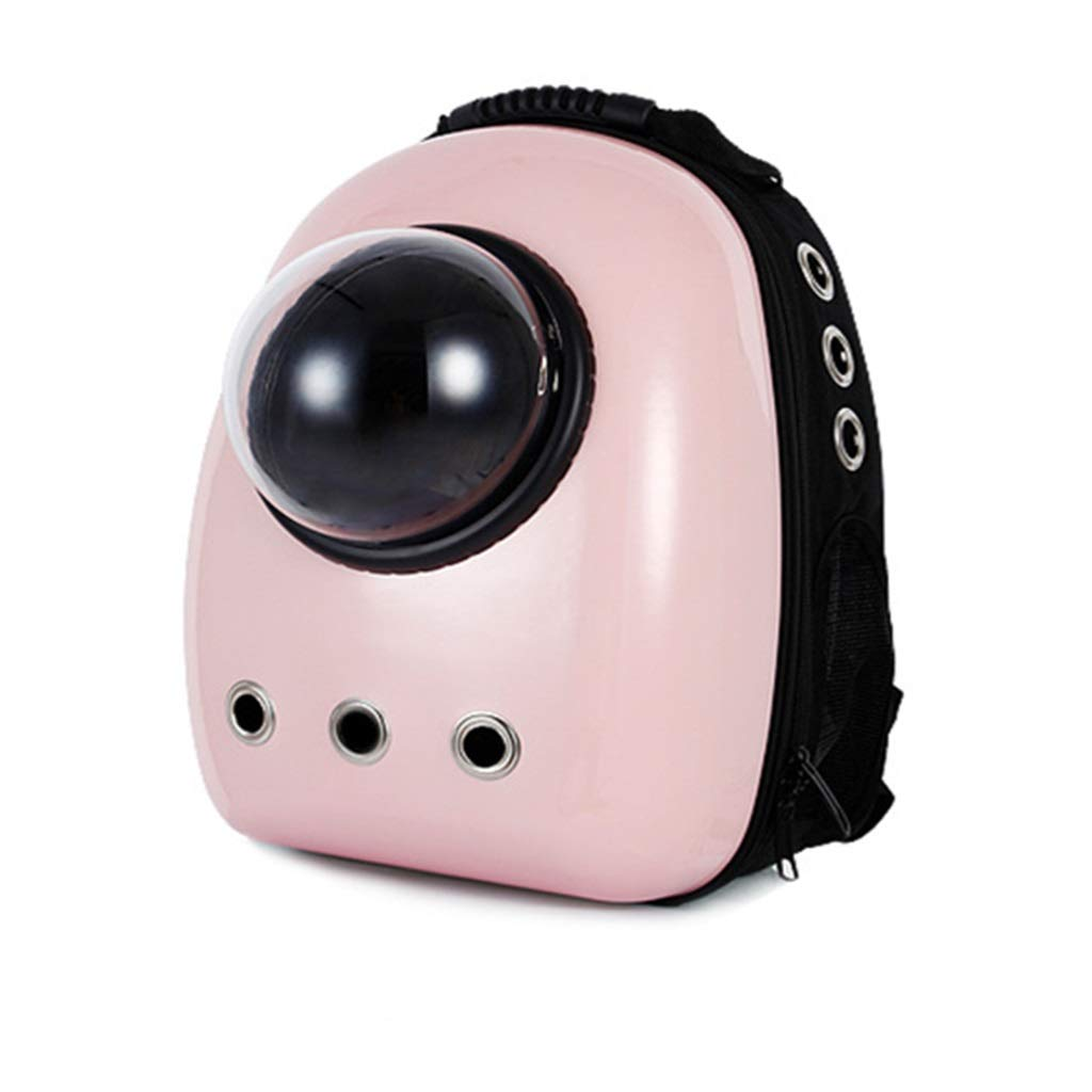 Portable Pet Travel Backpack Transparent Breathable Waterproof Backpack Bubble Small Animal