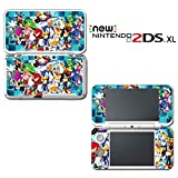 #10: Sonic Boom Knuckles Tails Amy Shadow Video Game Vinyl Decal Skin Sticker Cover for Nintendo New 2DS XL System Console