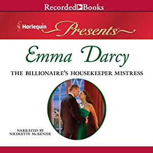 The Billionaire's Housekeeper Mistress Audiobook