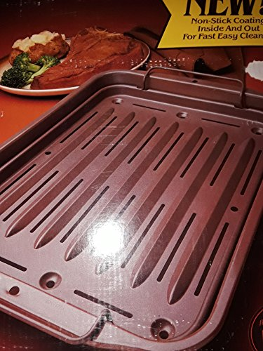Bakers Secret Non-Stick Broiler Pan