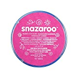Snazaroo Face and Body Paint, 18 ml - Bright Pink (Individual Colour)