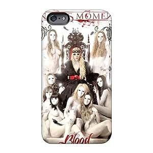 Bumper Cell-phone Hard Cover For Iphone 6 (LDi743dVEc) Custom Vivid Maria Brink Band Series