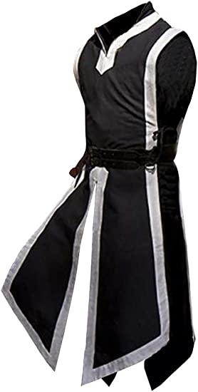 Amazon.com: Disfraz de caballero medieval para hombre ...