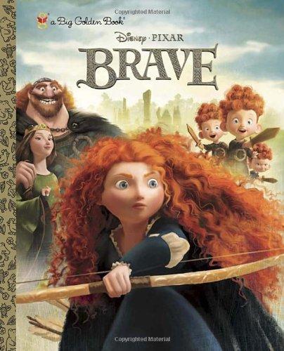 Brave Big Golden Book (Disney/Pixar - Big Island Queens