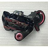 microSHIFT MTB XE Rear Derailleur RD-R64S (Short Cage) 3X9 Speed Derailleur For Shimano Red