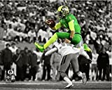 #6: Marcus Mariota Oregon Ducks NCAA Football Action Photo (11
