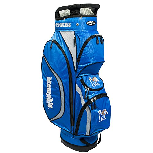 NCAA Memphis Tigers Clubhouse Golf Cart Bag by Team Golf