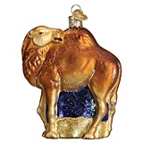 Old World Christmas Camel Glass Blown Ornament
