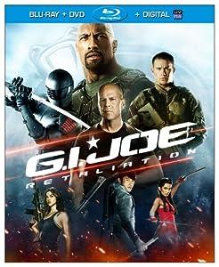 Cover Image for 'G.I. Joe: Retaliation (Blu-ray / DVD / Digital Copy +UltraViolet)'