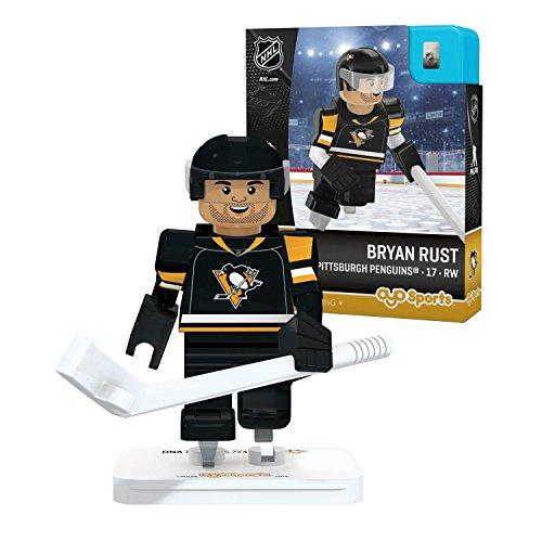 OYO Sports NHL Minifigure Pittsburgh Penguins Bryan Rust