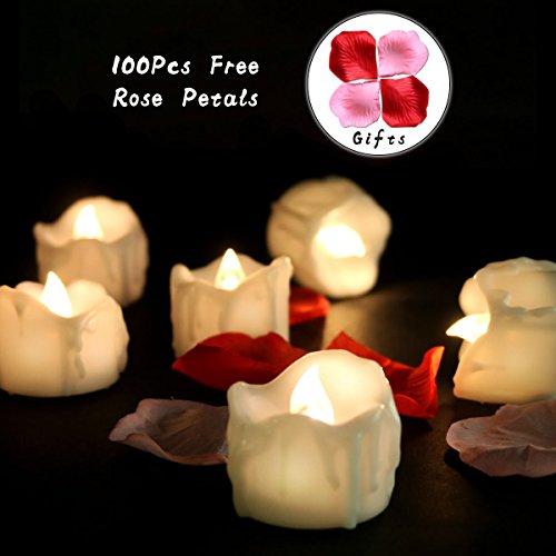 White Rose Led Lights - 5