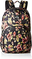 Volcom Women's Fieldtrip Poly Backpack, Black