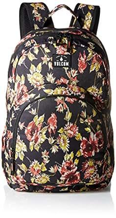 Volcom Women's Fieldtrip Poly Backpack, Black