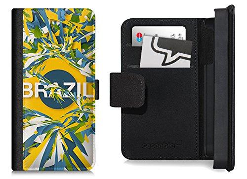 Design Flip Case für das iPhone 6 Plus - ''Colorful Brazil'' von Danny Ivan