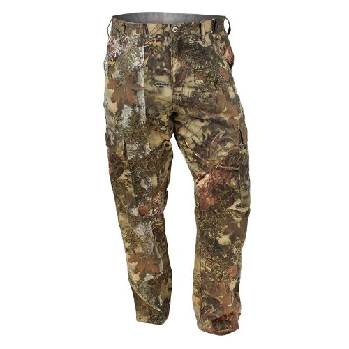 ix Pocket Hunting Pants, Mountain Shadow, Medium (Camo Hunting Clothes)