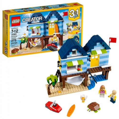 LEGO Creator Beachside Vacation 31063 Children's Toy