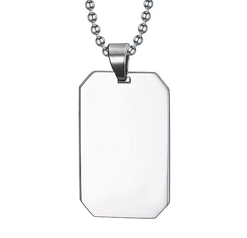 Amazon.com: Acero inoxidable pulido de espejo en blanco ...