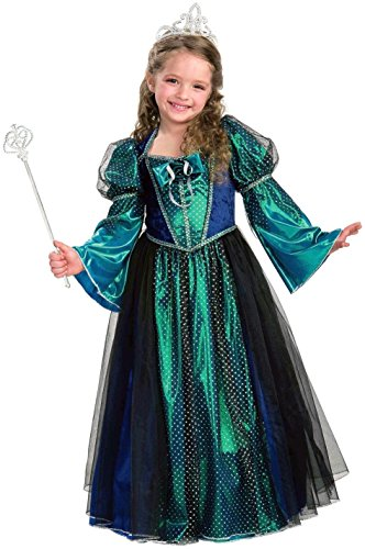 Forum Novelties Little Designer Collection Twilight Princess Child Costume, Large -